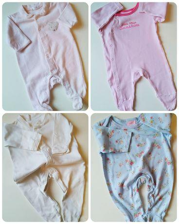 Человечки для новорожденного. Одежда для новорожденных.