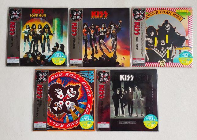 Kiss. Japan CD.