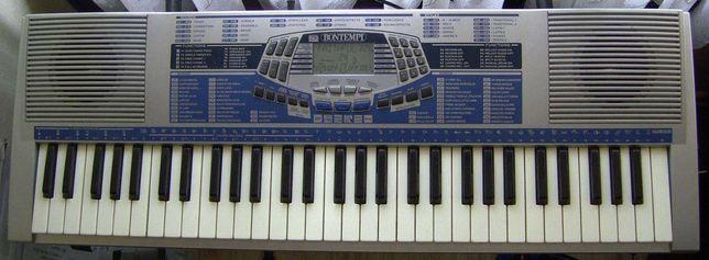 Organy keyboard Bontempi PM 695 61 klawiszy 5 oktaw MIDI