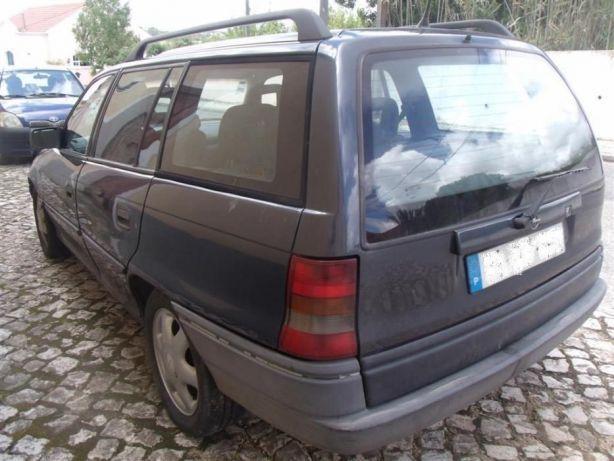 Peças Opel Astra 1.7TD Isuzu 95