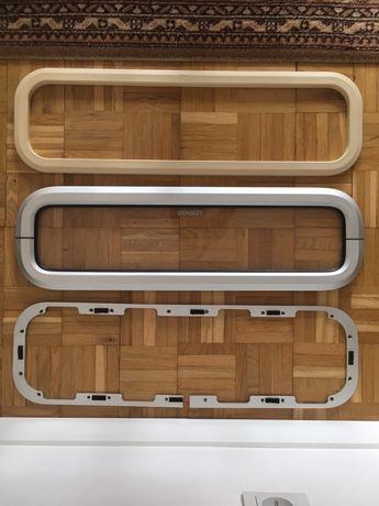 Lewmar okno stałe przeźroczyste ST3