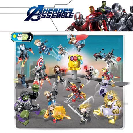 Bonecos / Minifiguras Super Heróis nº184- Marvel - compativeis c/ Lego