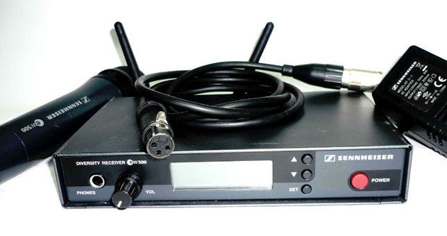 Радиомикрофон (радиосистема) Sennheiser, оригинал - Germany