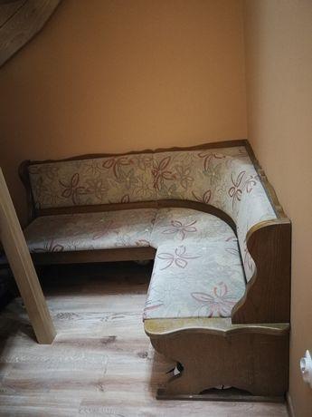 Rogówka, sofa rogowa