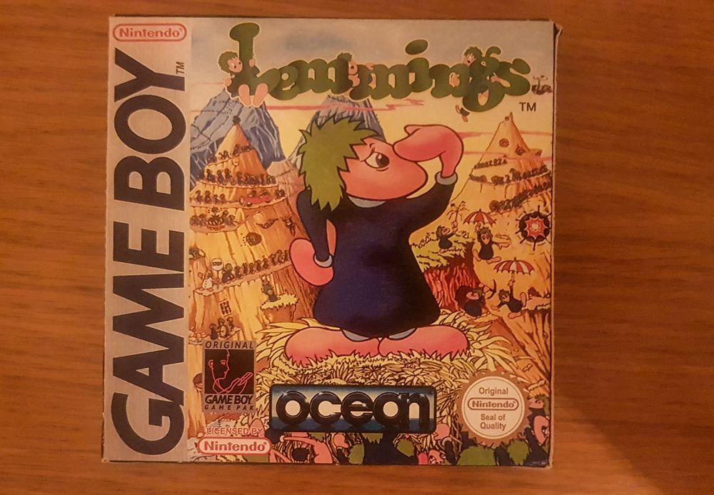 Lemmings (Game Boy) Nossa Senhora de Fátima - imagem 1