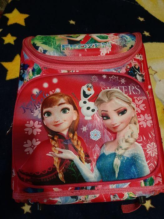 Рюкзак для девочки вместительность до 7 книг Ромны - изображение 1