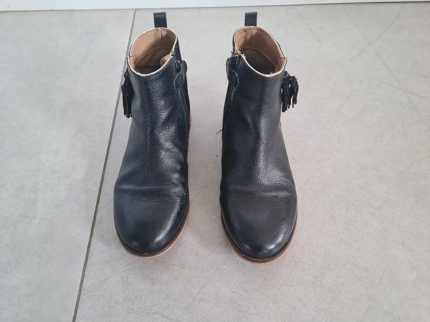Buty dla dziewczynki r. 35