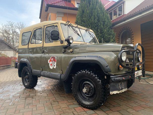 Продам УАЗ 469Б ДИЗЕЛЬ 2,4