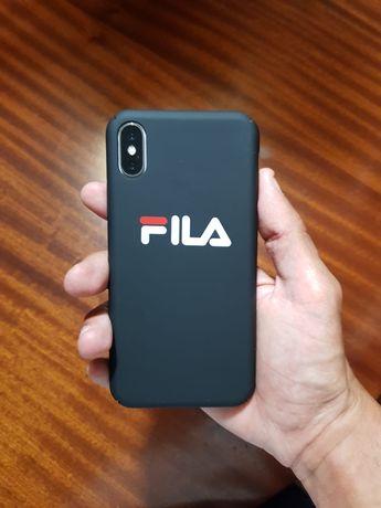 Capa FiILA Iphone X