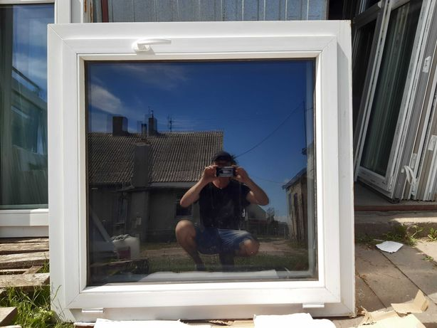 Okna pcv  -sz110x110wys- (10szt)