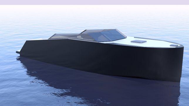 Cyber Yacht 30 Супер Электрика