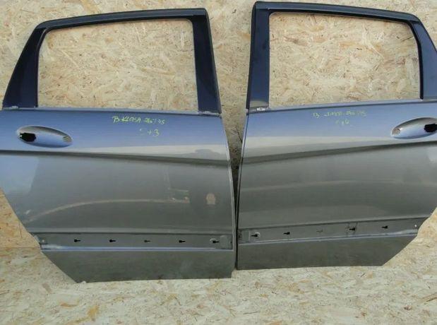 Mercedes W245 дверь крышка багажника четверть крыша зеркало