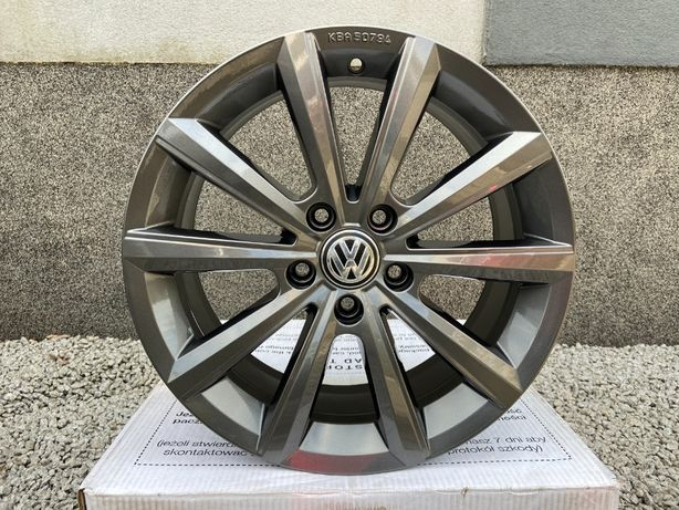 Oryginalne felgi 17 5x112 VW T-ROC Sharan Touran