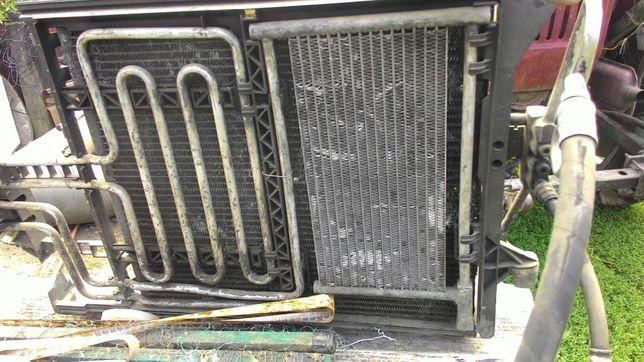 Радиатор кондиціонера масляний турбини м57 БМВ е39 м51 м52 інтеркулер