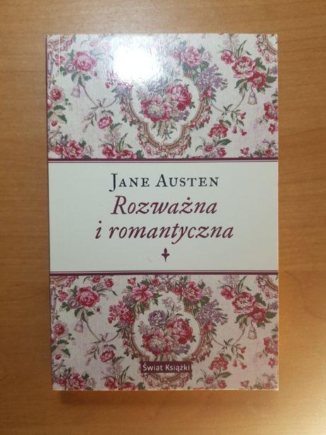 Rozważna i romantyczna - Jane Austen / Angielski Ogród