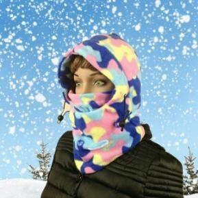 Балаклава Флисовая , Тёплая