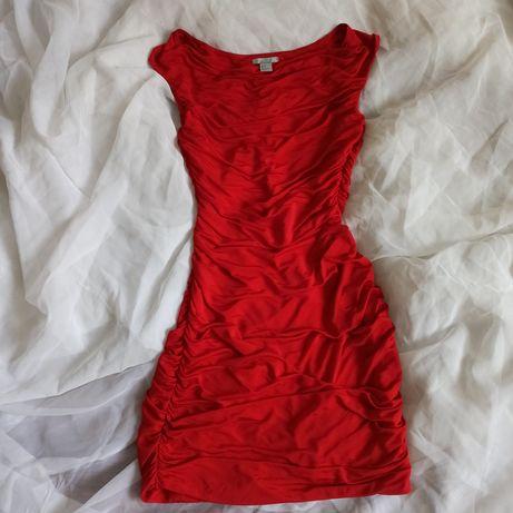Платье / сукня/ тренд/ платье с драпировкой/ платье в облибку