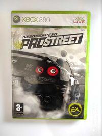 Need for speed prostreet Xbox 360