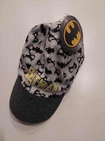 Czapka z daszkiem Batman.Nowa cena.