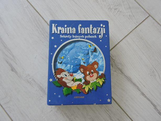 Książka- bajki kraina fantazji