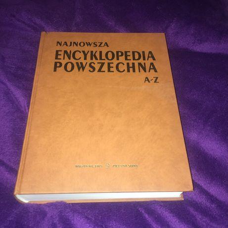 Najnowsza encyklopedia powszechna A-Z Zielona Sowa