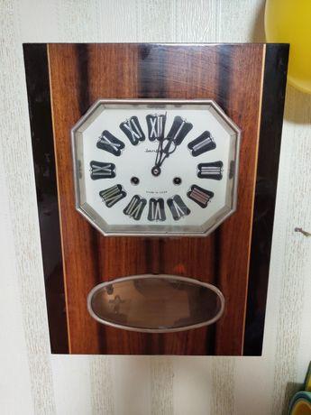 """Часы """"Jantar"""" Янтарь настенные"""