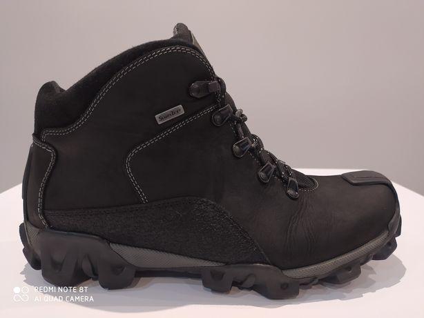 NOWE Buty Badura SYMPATEX rozmiar 41, 26,5, czarne, trekking OKAZJA !!