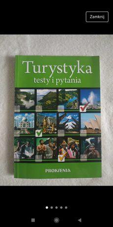 Turystyka testy i pytania pod redakcją Z. Kruczka