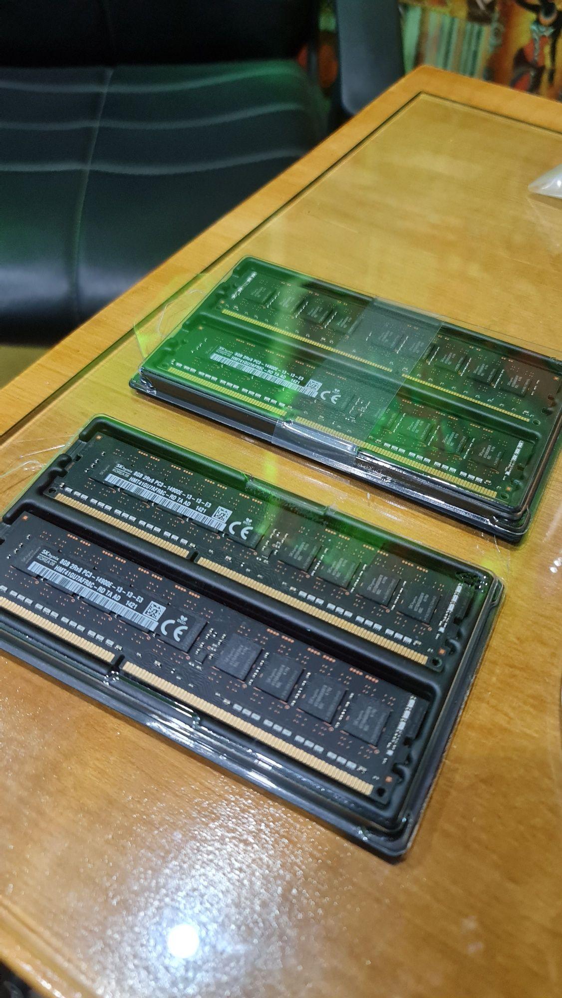 Memoria para Mac Pro 32gb 4x8