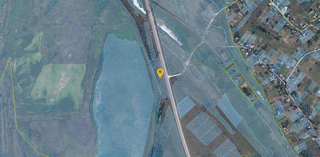 Продам участок на красной линии трасса Н-31 на Киев