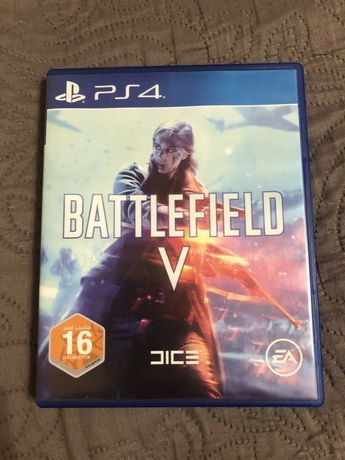 Battlefield 5 ps4 диск