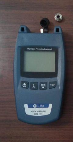POWER METER medidor óptico fibra - portes grátis