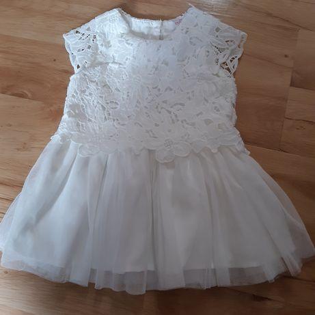 Sukienka do chrztu 74