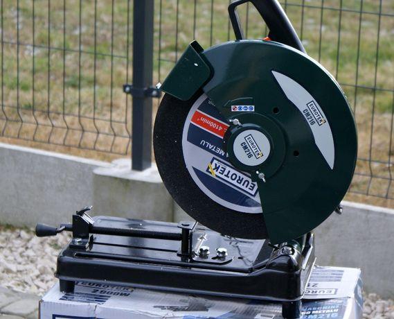 PRZECINARKA do METALU 2900 W ukośnica 355mm Eurotek