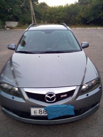 Мазда 6,Mazda 6 Растаможена