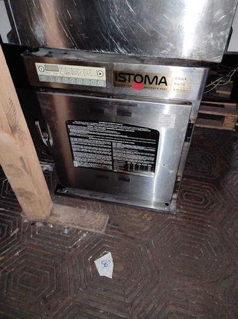 Низкотемпературная печь б/у ISTOMA 190 коптильня бу для кафе ресторана