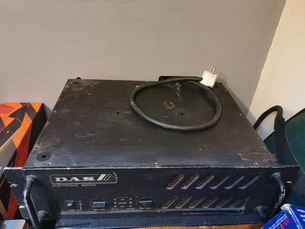 Końcówka mocy DAS Audio P900 2x350rms /8ohm