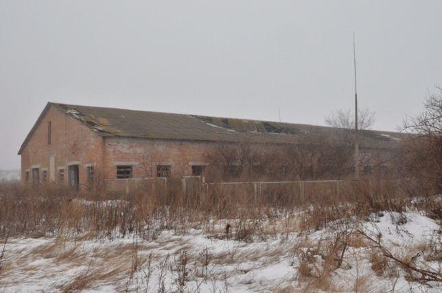 Фермы, здания, склады, ангары на демонтаж / разборку