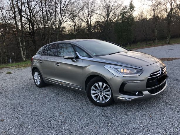 Citroen DS 5 1.6 HDI so chic