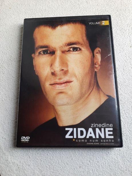Zinedine Zidane - Como Num Sonho - Volume 1 (DVD)