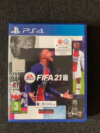 Gra FIFA 21 na PS4/PS5