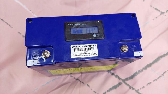 LiFePO4 – 12V 30Ah LCD Аккумулятор литий железо фосфатный