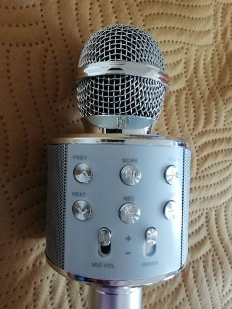 Mikrofon wzmacniacz dźwięku