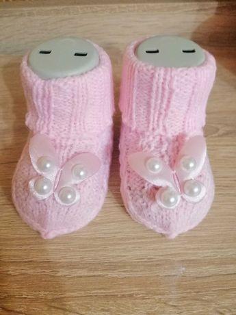 Носочки для новонароджених