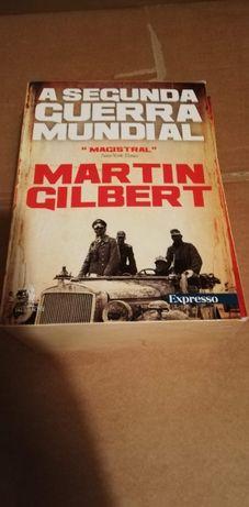 A Segunda Guerra Mundial Martin Gilbert Obra Completa [Novo]