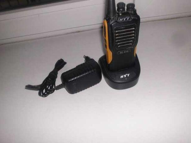Zamienię Radiotelefon HYT TC -610 -używany w straży pożarnej
