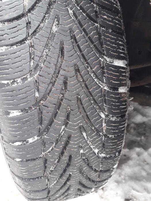Opony zimowe 195/60/15 w bardzo dobrym stanie 4 szt Grajewo - image 1