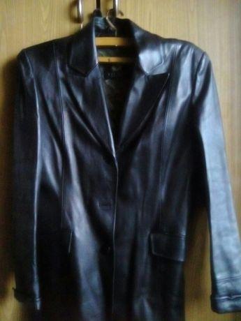 Куртка женская,кожаная.Турция