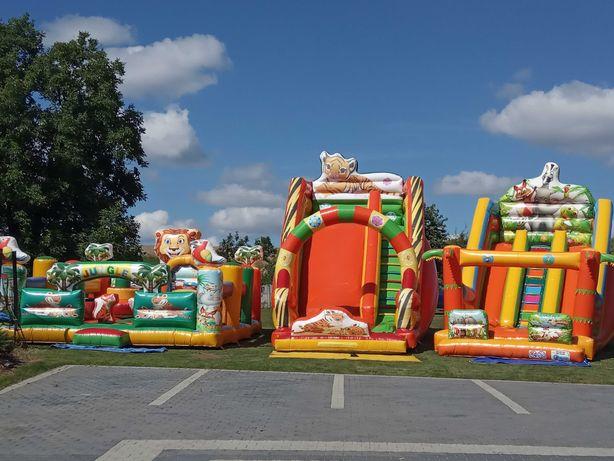 Zjeżdżalnia dmuchana - wynajem na imprezę dmuchańce dla dzieci