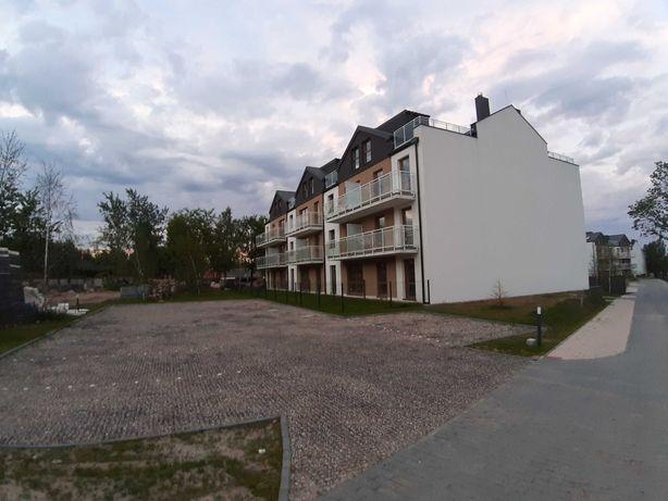 2 pokoje z aneksem kuchennym, 47,9 m² + miejsce parkingowe